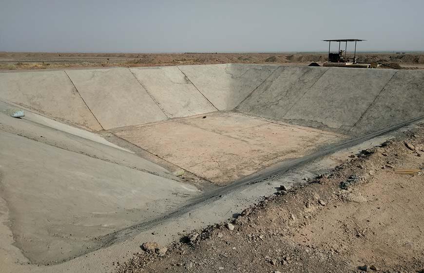 مهندسی، خرید و اجرای تصفیه خانه استحصال مجتمع فولاد اردستان