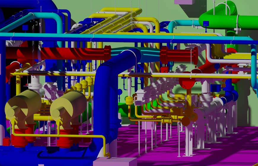 سايزينگ كنترل ولو ها و طراحی خط پايپينگ آب رسانی ماشين های 1 و 3 واحد ريخته گری فولاد مباركه به سفارش شركت ايريسا
